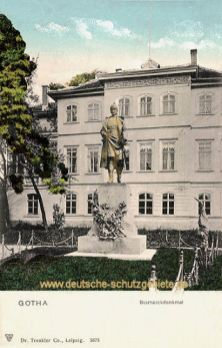 Gotha, Bismarckdenkmal