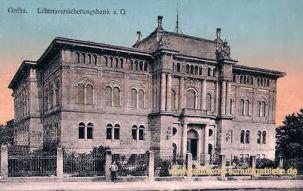 Gotha, Lebensversicherungsbank a. G.