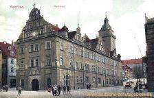 Gotha, Rathaus
