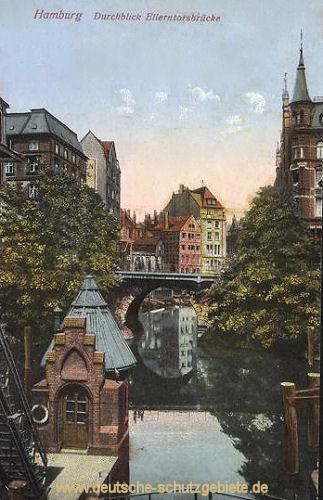 Hamburg, Ellerntorbrücke