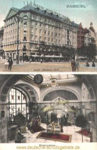 Hamburg, Hotel Berliner Hof