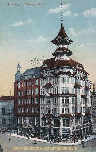Hamburg, Ost-Asien-Haus