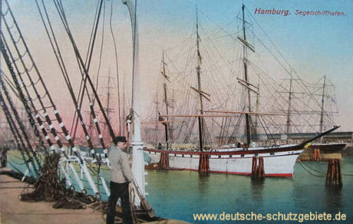 Hamburg, Segelschiffhafen