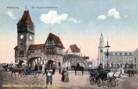 Hamburg, Wandrahmsbrücke