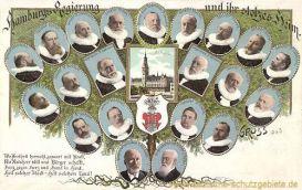 Hamburgs Regierung und ihr stolzes Heim