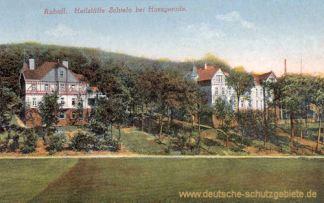 Harzgerode, Heilstätte Schielo