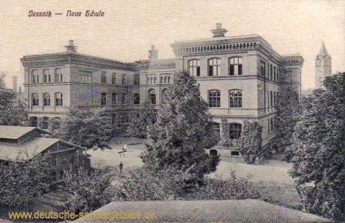 Jessnitz, Neue Schule