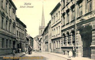 Kahla, Schuh-Straße