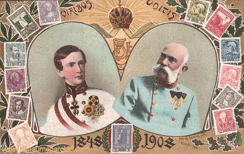 Kaiser Franz Joseph I. 1848 - 1908