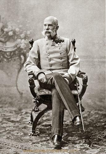 Kaiser Franz Joseph I. 1898