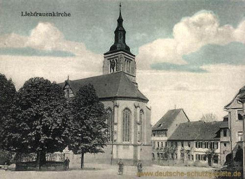 Königsberg in Franken, Liebfrauenkirche