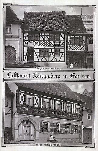 Königsberg in Franken, Patrizierhaus