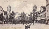Köthen, Schlosshof