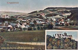 Kranichfeld, Schloss