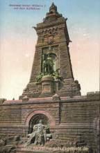 Denkmal Kaiser Wilhelm auf dem Kyffhäuser