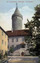 Die Leuchtenburg, Im Burghof