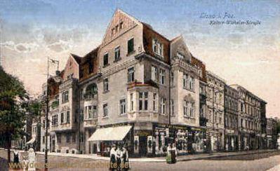 Lissa i. P., Kaiser-Wilhelm-Straße