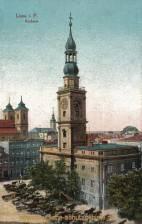 Lissa i. P., Rathaus