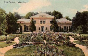 Ludwigslust, Villa Gustava