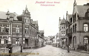 Neustadt (Herzogtum Coburg), Coburgerstraße