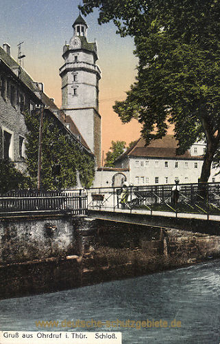 Ohrdruf, Schloss