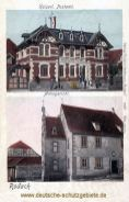 Rodach, Kaiserliches Postamt und Amtsgericht
