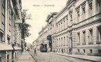 Rosslau, Hauptstraße