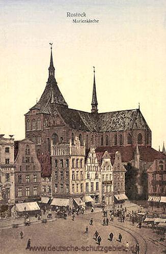 Rostock, Marienkirche