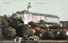 Rudolstadt, Schloss Heidecksburg