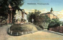 Rudolstadt, Weinbergstraße