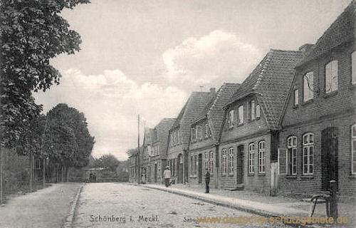 Schönberg i. M., Sabowerstraße