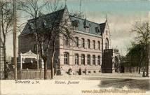 Schwerin an der Warthe, Kaiserliches Postamt