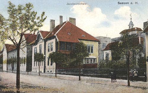 Seesen, Jacobsonschule (und Synagoge)