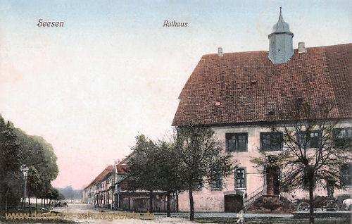 Seesen, Rathaus