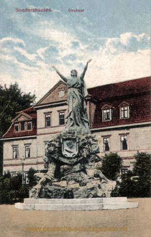 Sondershausen, Denkmal