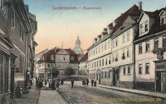 Sondershausen, Hauptstraße