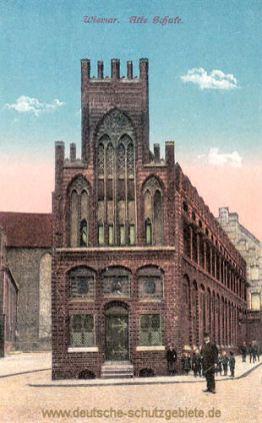 Wismar, Alte Schule