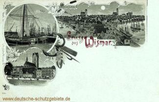Gruss aus Wismar