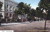 Zerbst, Friedrichstraße
