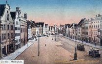 Zerbst, Marktplatz