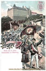 Altenburg, 8. Thüringer Kreisturnfest, 1905