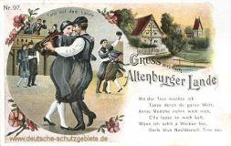 Gruss aus dem Altenburger Lande