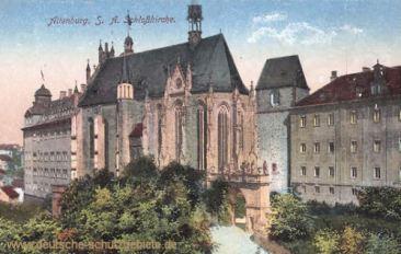 Altenburg, Schlosskirche