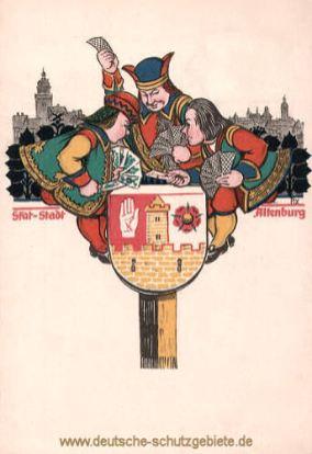 Altenburg, Skatstadt