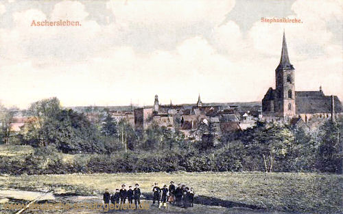 Aschersleben, Stephanikirche
