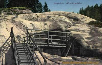 Bad Gastein, Gletschermühlen