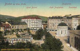 Baden bei Wien, Josefsplatz