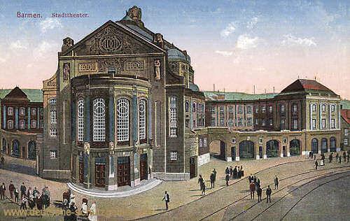 Barmen, Stadttheater