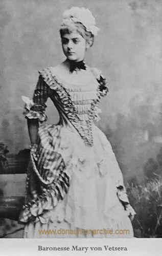Baronesse Mary von Vetsera