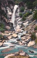 Bischofshofen, Wasserfall